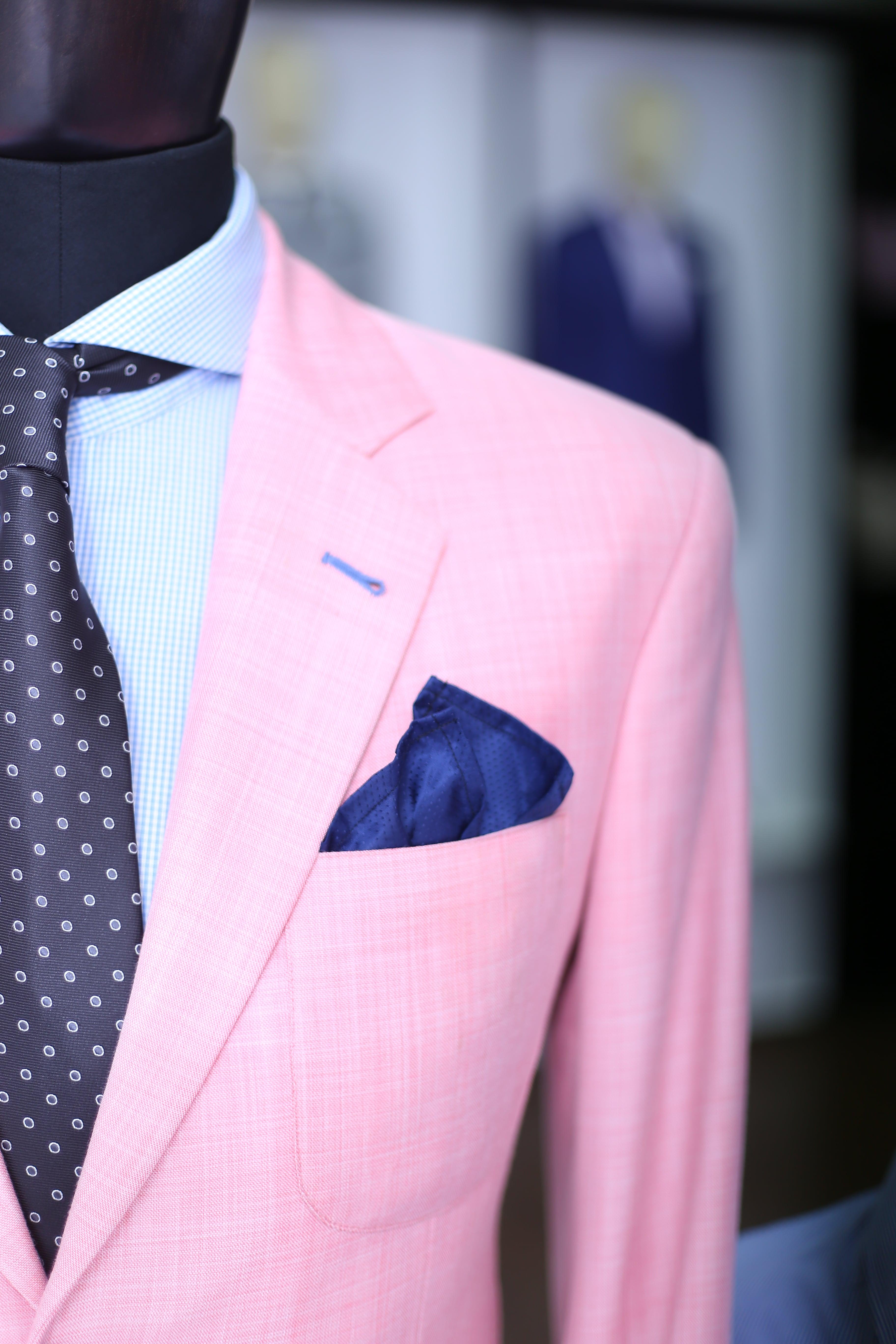 Handmade suit tailors